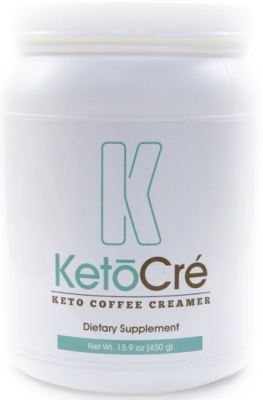 KetoCre a Keto Creamer from Elevacity Weight Loss